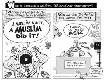 Islamophobia stinks