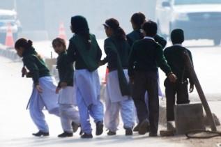 Peshawar School Kids