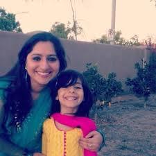 Kashmala and me