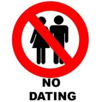 no dating lolz