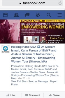 all male womens empowerment panel