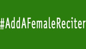 Female Reciter