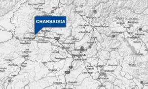 Charsadda map