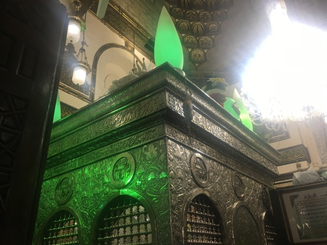 zeinab shrine2